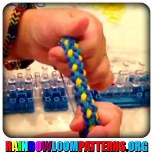 rainbow loom bracelets rainbow loom double braid double braid bracelet