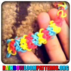 rainbow loom bracelets rainbow loom patterns rainbow