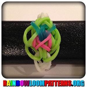 rainbow loom rings rainbow loom patterns rainbow loom