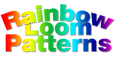 Rainbow Loom Patterns | Rainbow Loom Instructions, Bracelets